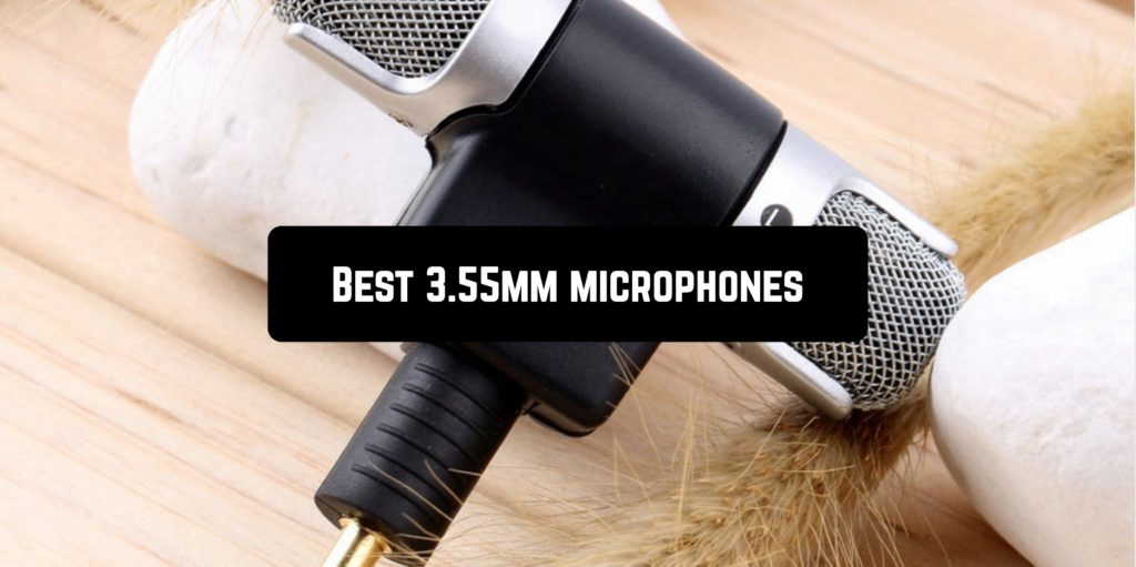 Best 3.5 mm Microphone