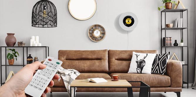 Best Wall Mounted CD Players