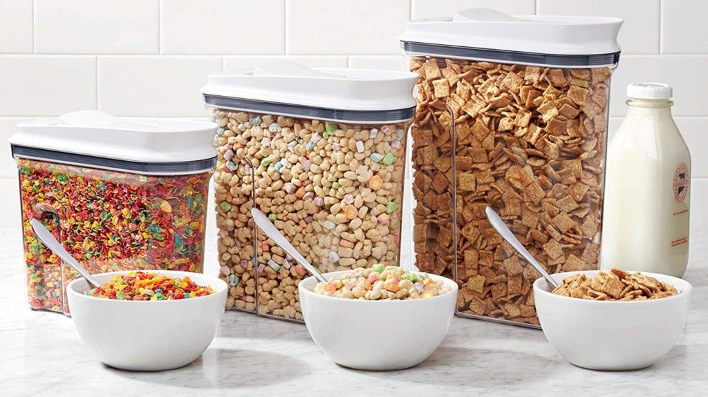Best Cereal Storage Containers